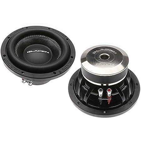 Gladen Audio Sqx Line 8 20cm Subwoofer Elektronik