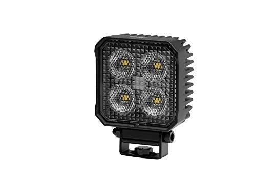 HELLA 1GA 357 110-012 Arbeitsscheinwerfer - Valuefit TS1700 - LED - 12V/24V - 1700lm - geschraubt - Nahfeldausleuchtung - 3000mm - Stecker: offene Kabelende