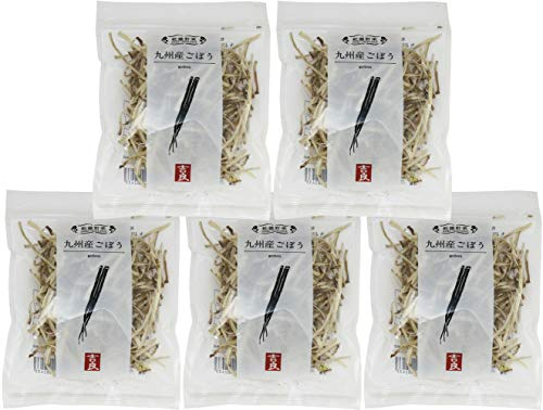 こだわり乾燥野菜 九州産 ごぼう 35g×5袋