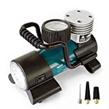 Koto 12V DC Air Compressor Pump, Tire Inflator