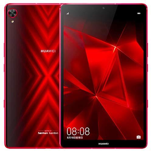 """Huawei MediaPad M6 Turbo 8.4"""" VRD-W10 Wi-Fi 128GB 6GB RAM International Version - (Phantom Red)"""