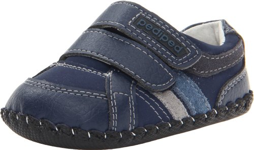 pediped Originals Charleston Schuh (Baby/Kleinkind), Blau (navy), 0-6 Monate