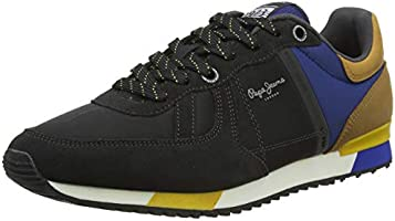 Pepe Jeans Tinker Zero Second, Basket Homme