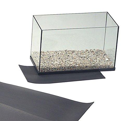 Aquarien/Terrarien-Thermo-Sicherheitsunterlage verschiedene Größen (80 x 35 cm)