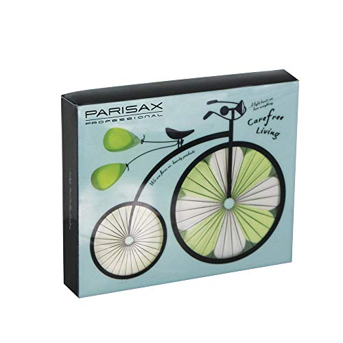 ParisAx Summer 2018 Beauty Case, 16 cm, Verde (Vert)