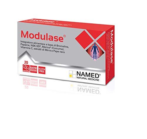 NAMED Modulase, 20 de tabletas