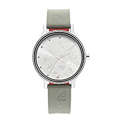 Fastrack I Love Me Valentine Special Analog Silver Dial watch Image on review to shop
