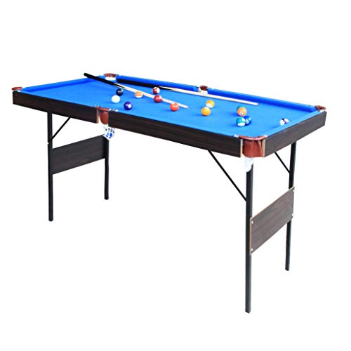 vocheer Pool Table, 55 Inch Folding Pool Table Steady Billiard Table Space...