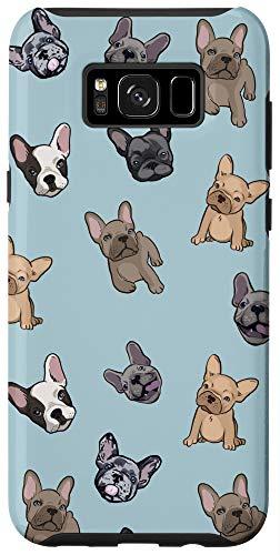 Galaxy S8+ Cute French Bulldog Phone Case