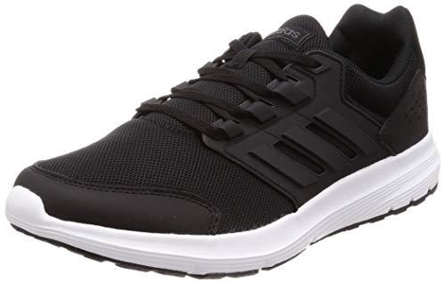 Adidas Galaxy 4 M, Zapatillas de Entrenamiento Hombre, Negro (Core Black), 44 EU