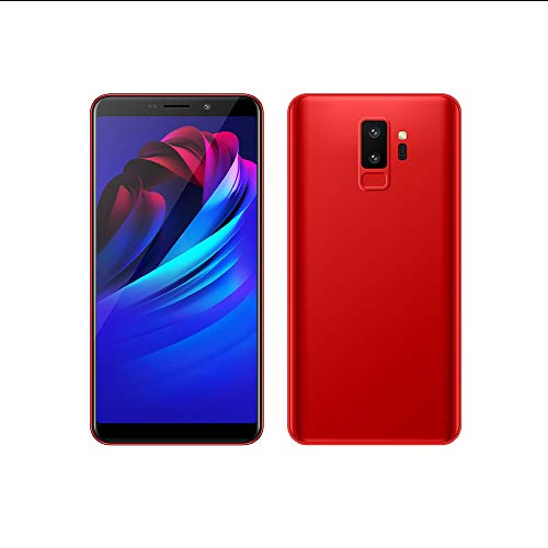 smart phone Sin Tarjeta SIM y teléfono móvil Desbloqueado Teléfono Inteligente Android de 5,8 Pulgadas Cámara Dual de 5 + 5MP 3200 mAh en Espera de Larga duración Duradera