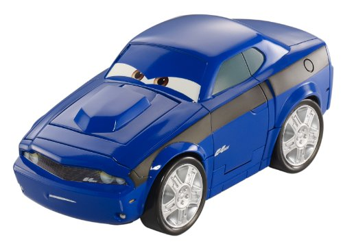 Cars - V3012 - Véhicule Miniature - Véhicule Transformable - Torque