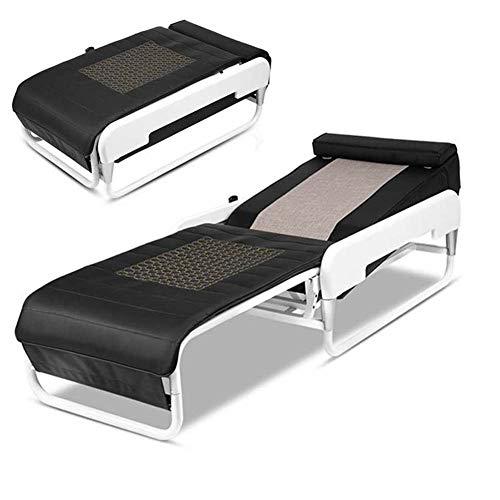 XJYA Multifunktional Massagebett Heiße Jade Physiotherapie Thermotherapie-Bett Wirbelsäulen-Scanning Jade Infrarot Heiße Moxibustion Karosserie Massagebett