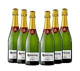 Cava Rovellats - 6 botellas Reserva Cuvée Especial Brut Nature - D.O. CAVA Penedés - Xarel·lo y Macabeo - Crianza mínima: 24 meses - 75 cl