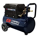 Product Image of the Campbell Hausfeld 8 Gallon Portable Quiet Air Compressor w/Shroud (AC080510)