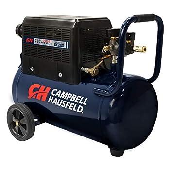 Campbell Hausfeld 8 Gallon Portable Quiet Air Compressor w/Shroud  AC080510