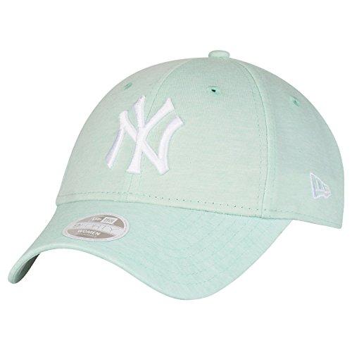New Era Jersey 9Forty Damen Adjustable Cap NY Yankees Mint, Size:ONE Size
