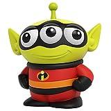 Disney Pixar Aliens Figuras de juguete Mr. Incredible (Mattel GMJ36)...