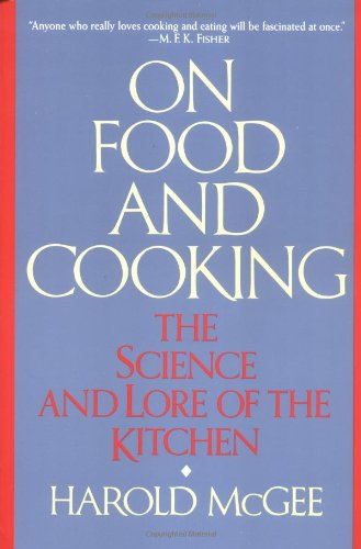 On Food and Cooking