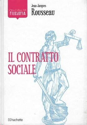 Il contratto sociale Hardcover Jean-Jacques Rousseau