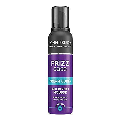 John Frieda Frizz-Ease Mousse Coiffante Boucles Idéales 200 ml Modèle aléatoire