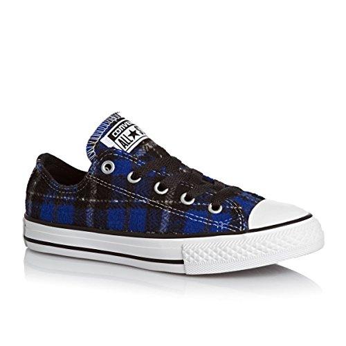 Converse CT als Plaid Ox Kids Schuh–Blau 649984C