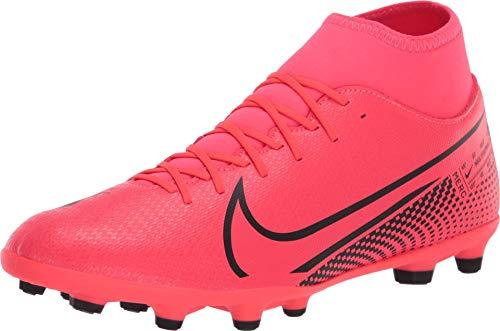 Nike AT7949-606, Sneaker Unisex Adulto, Laser Crimson/Black-Laser Crimson, 44.5 EU