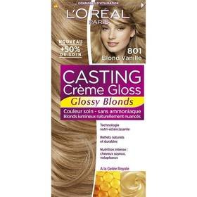 Casting crème gloss coloration 801 blond satine