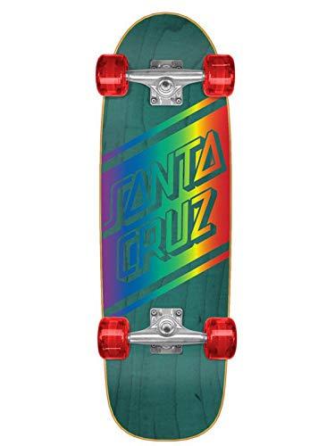 Santa Cruz Street Skate Street Cruzer Pre-Built Complete - 29.05