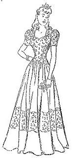 1942 Dress for Evening, Graduation and Weddings