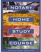 Notary Home Study Course 13th Edition