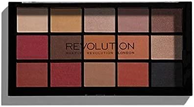 Maquillaje Revolution nuevo cargado paleta Iconic Vitalität