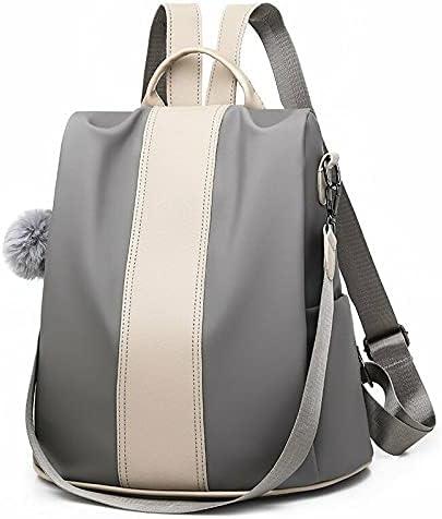 Girls Anti-Theft Backpack Rucksack Handbag Travel Fashion Shoulder School Bag US vg-1421-22