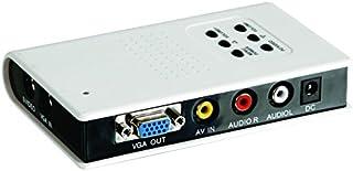 Velleman VASMON3 Video naar VGA Monitor Converter, Multi Kleur