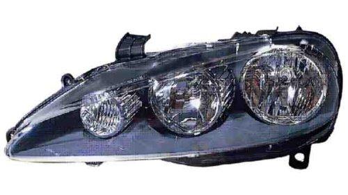 Koplamp rechts Alfa Rom. 147 (04->10) elektrisch met motor H7+H1