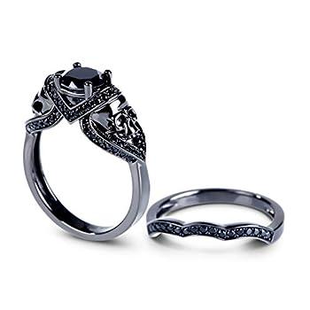 Best skull wedding rings Reviews