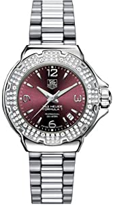 TAG Heuer Women's WAC1219.BA0852 Formula 1 Glamour Diamond Watch Prices and Reviews and review