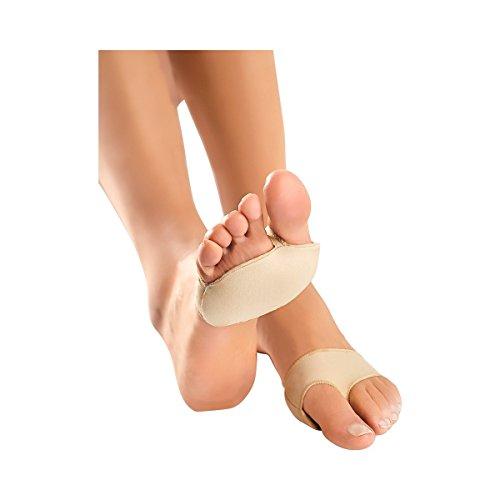 Hampton Direct - Par de almohadillas para planta del pie