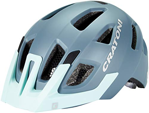 Cratoni Maxster Pro Helm Kinder blau Kopfumfang XS/S | 46-51cm 2020 Fahrradhelm