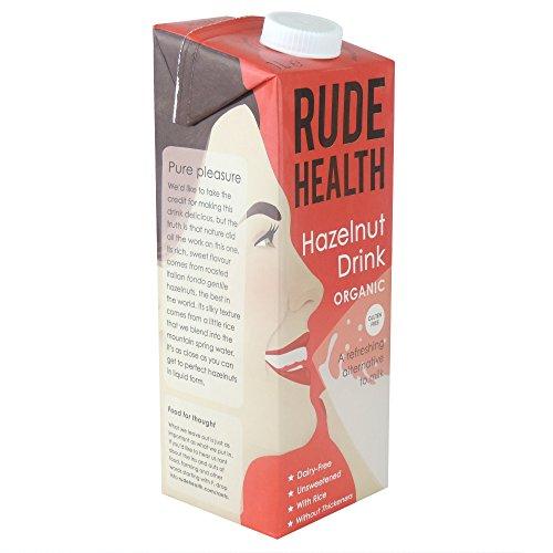 Rude Health - Hazelnut Drink - 1L (Case of 6)