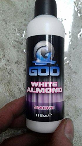 Korda Goo Smoke 115ml *NEW 2018* White Almond KGOO34 Fluoreszierender Dip Leuchtender Dip Booster