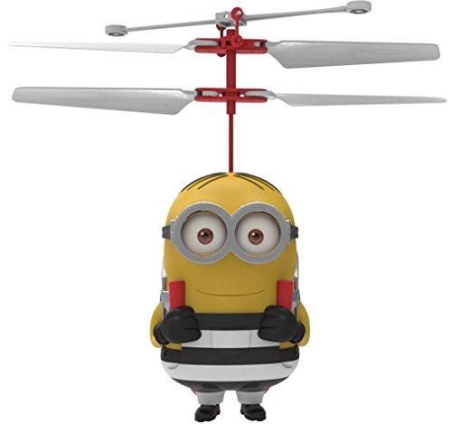 Despicable Me 3 MIN-1017 - Juguete de Minion Volador controlado a Mano
