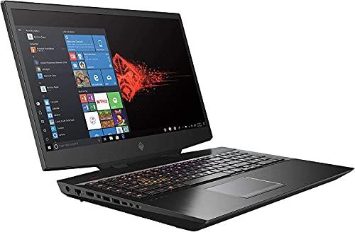 HP Omen 17.3-in Gaming Laptop Computer i7 16GB 512GB RTX 2060 6GB - 17-cb1070nr - Black