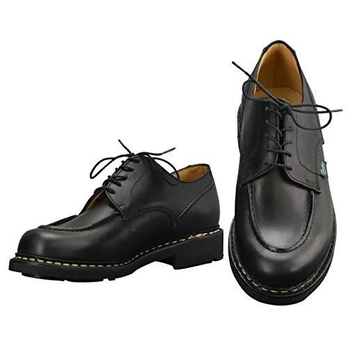 [パラブーツ] シャンボード CHAMBORD Uチップシューズ メンズ靴 ブラック オイルドレザー 国内正規取扱店 7...