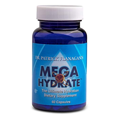 MegaHydrate 60 capsules - Dr Patrick Flanagan by Phi Sciences