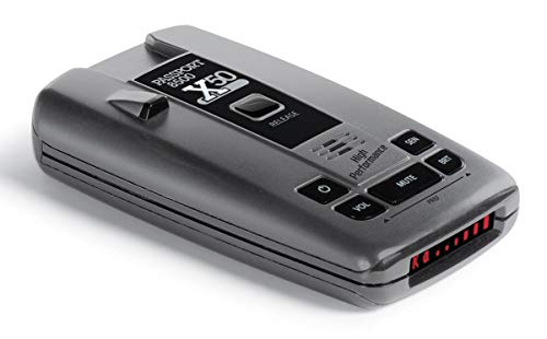Escort Passport 8500X50 Black Radar Detector