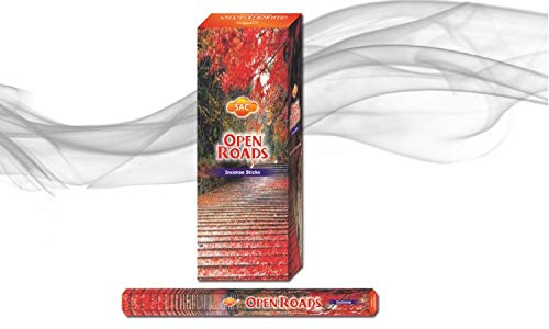 SAC Incienso Abre Caminos 6 Packs x 20 Sticks