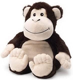 Monkey - WARMIES Cozy Plush Heatable Lavender Scented Stuffed Animal