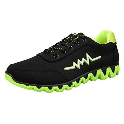 SANFASHION Herren Arbeitsschuhe Sportlich Leicht Sneaker Atmungsaktiv rekking Wanderhalbschuhe Schuhe
