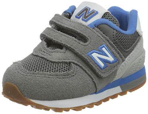 New Balance 574, Zapatillas Bebé-Niños, Castlerock, 25 Eu